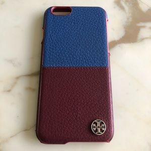 TORY BURCH | iPhone 6 Leather Case